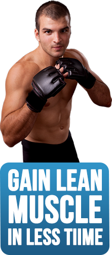 gain lean muscle with the martial arts