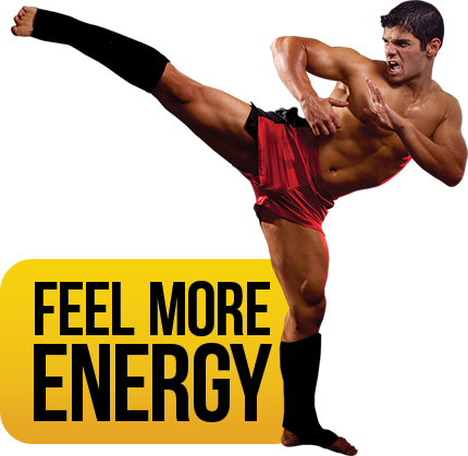 feel more energy