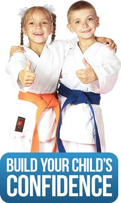 Build your child's confidence